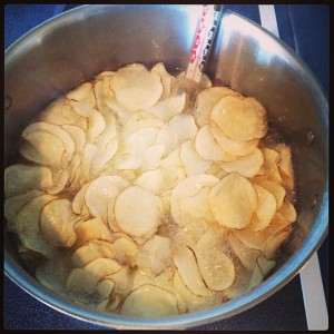 ChipsFrying