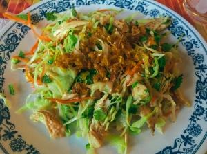 VietnameseChickenCabbageSalad